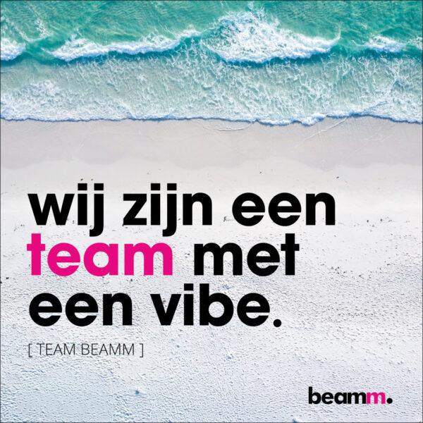 instagram 09 - wij zijn een team
