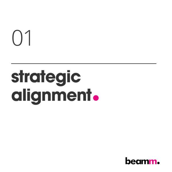 instagram 13 - strategic alignment